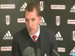 News video: Rodgers hails Liverpool spirit